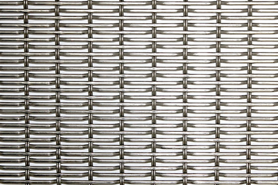 Brocklebank Twin Pre-crimped Wire Mesh