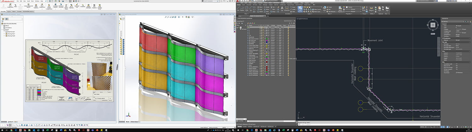 architectural design desktop