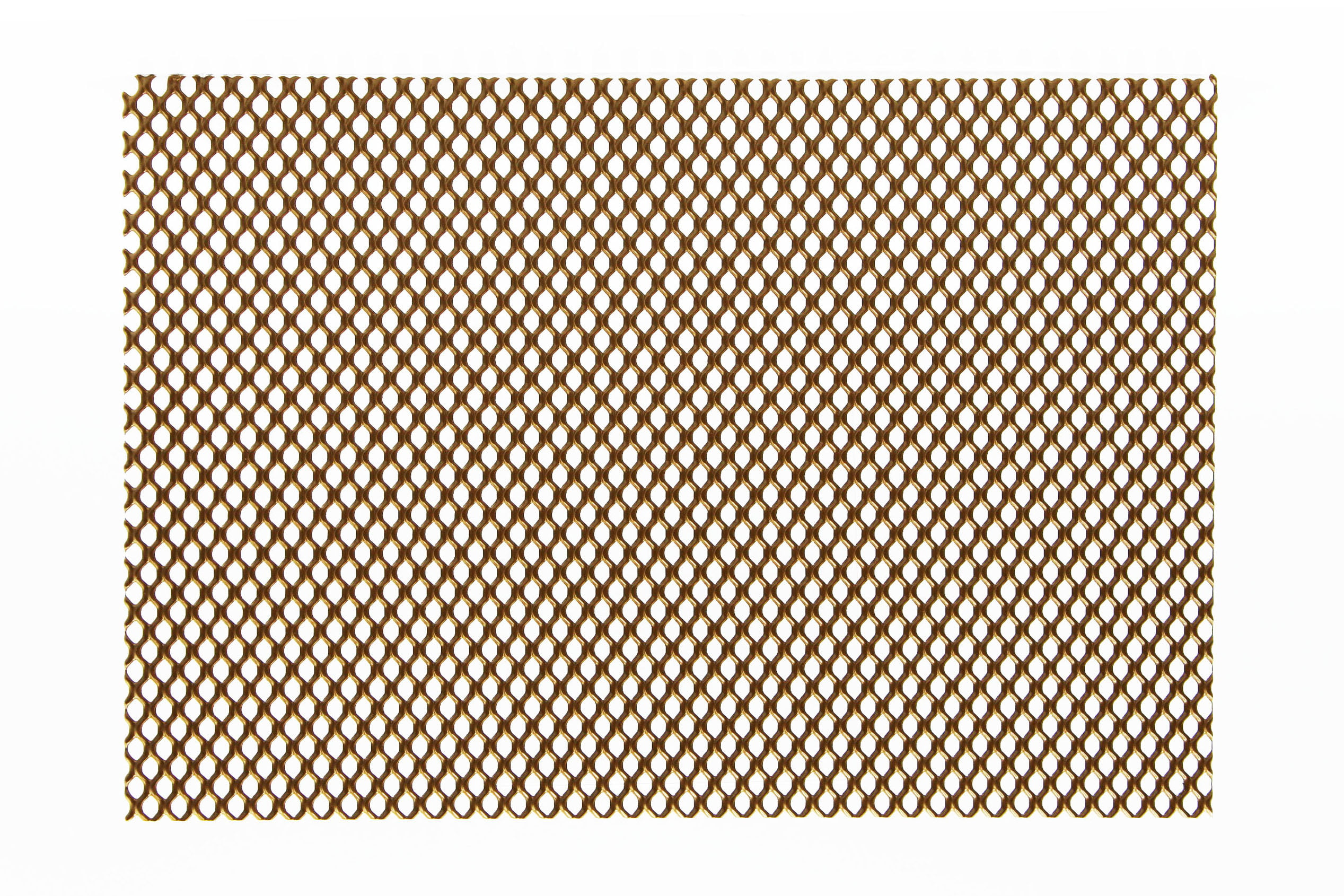chelsea gold expanded architectural mesh
