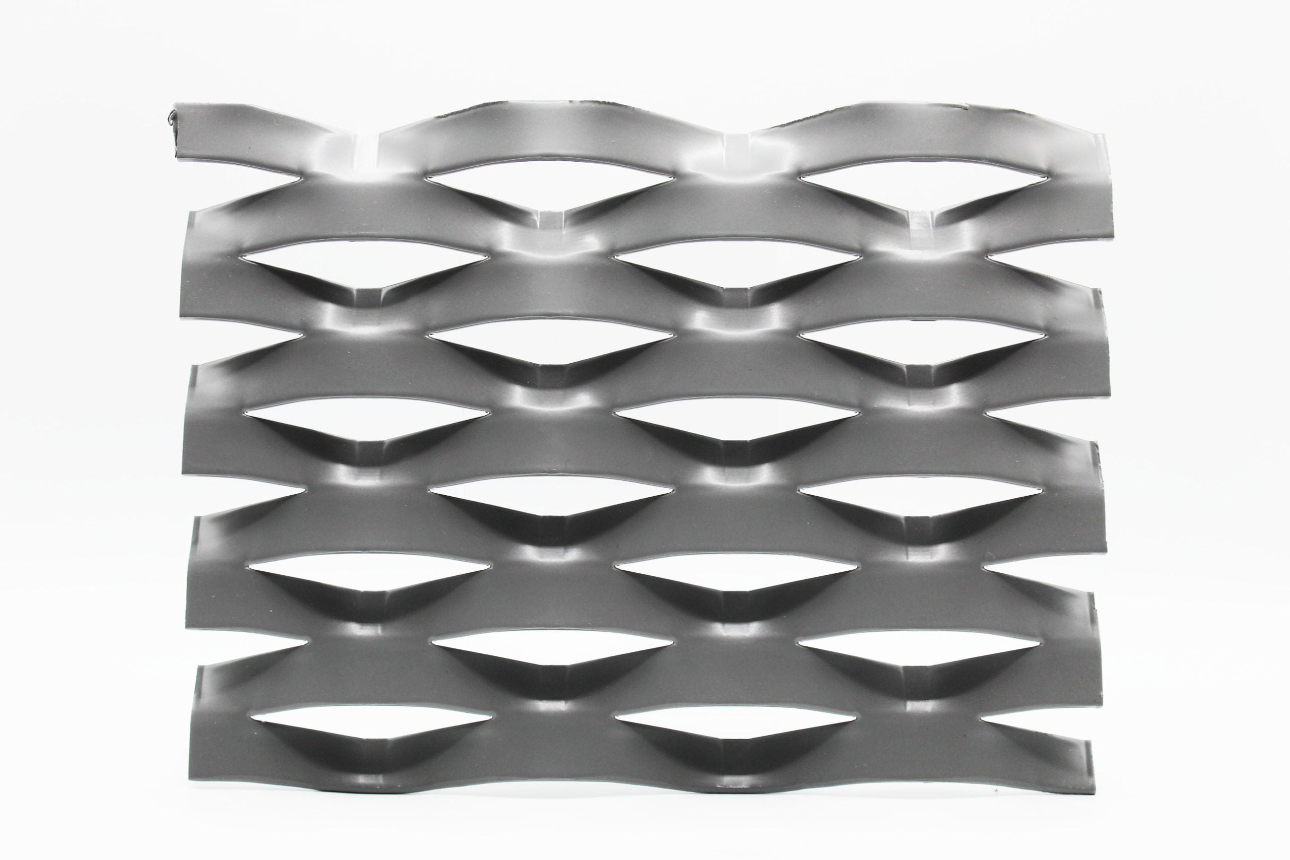 Garston grey expanded architectural mesh