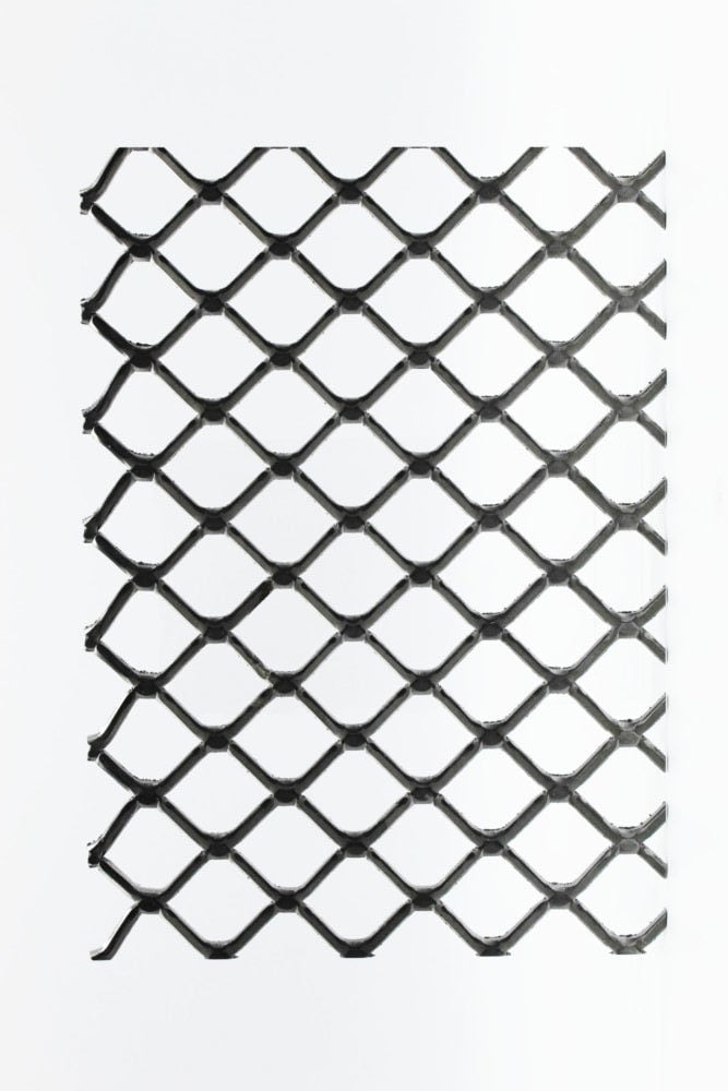 Square 50 expanded architectural mesh
